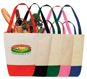 Image of reusable grocery bags